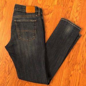 Lucky Brand Sweet'N Straight Dark Wash Jeans Sz 4